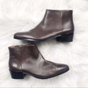 Coach Montana Brown Leather Boots